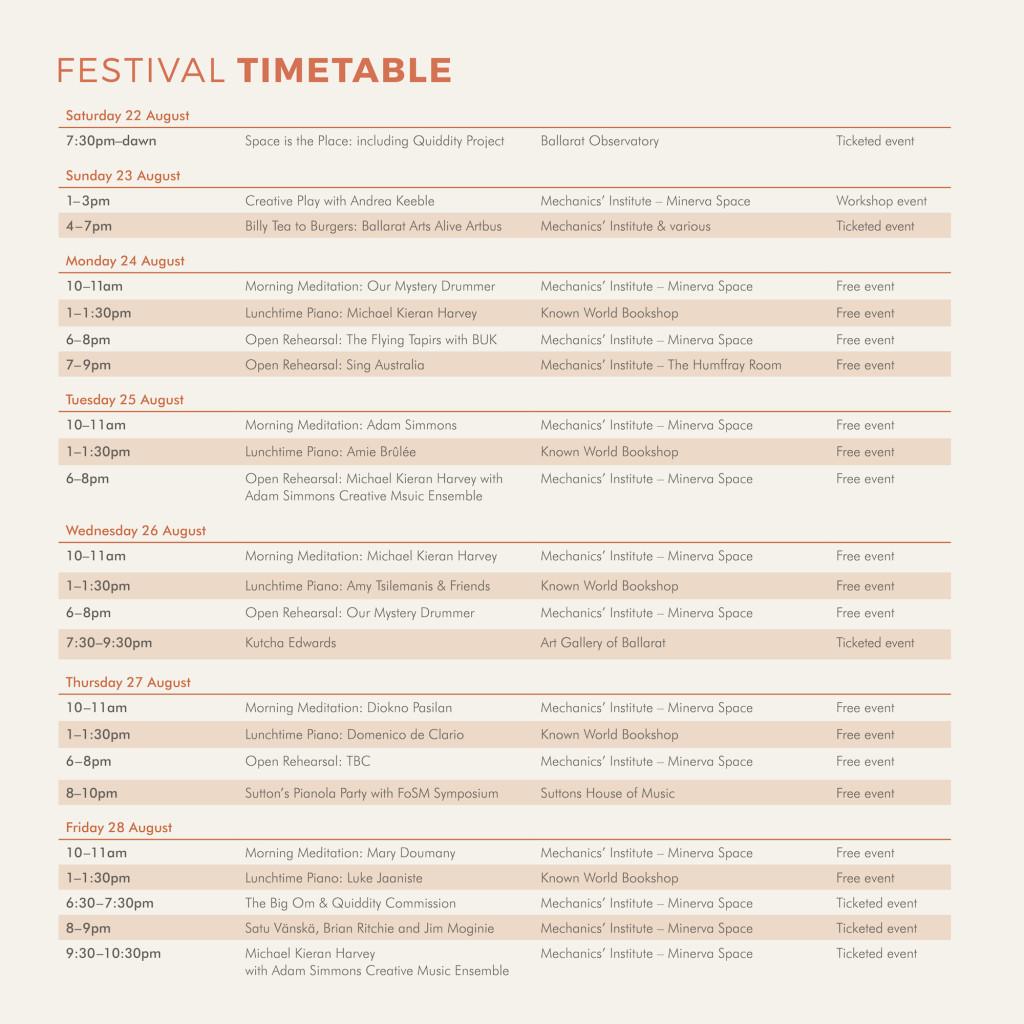 FoSM 2015 Timetable p1